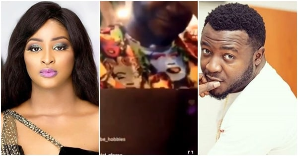 'Stop lying to Nigerians about the live video' Etinosa tells MC Galaxy
