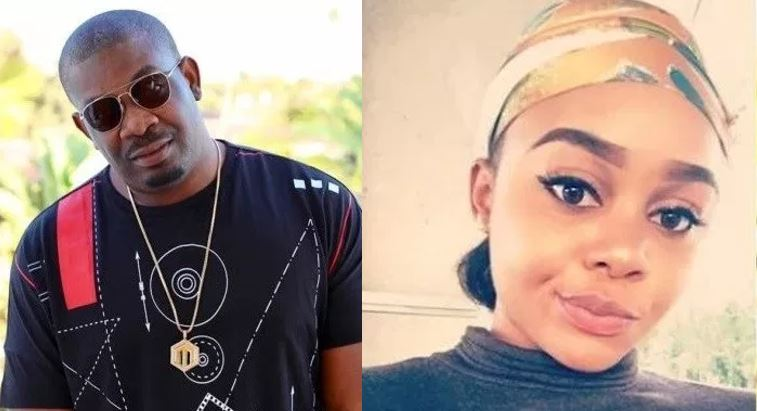 Lady says she is pregnant for Don Jazzy, he replies