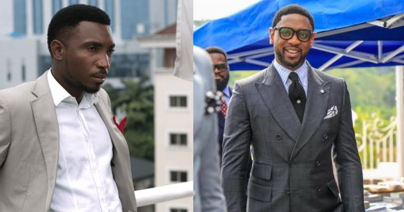 Timi Dakolo reacts to Pastor Biodun Fatoyinbo response to the allegations levelled against him by his wife