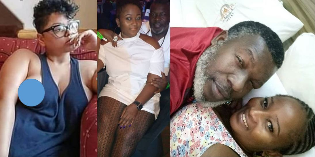 Nigerian ladies react after Ejike Asiegbu's wife said dressing provocatively at home will stop husbands from cheating