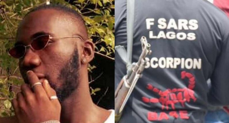 Gay Nigerian man narrates his encounter with SARS officers in Lagos after they read his chat with his boyfriend
