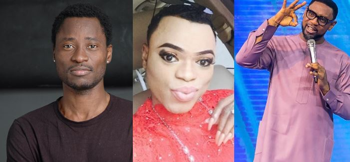 'shame on you' – Bisi Alimi blasts Bobrisky for supporting Biodun Fatoyinbo, He replies