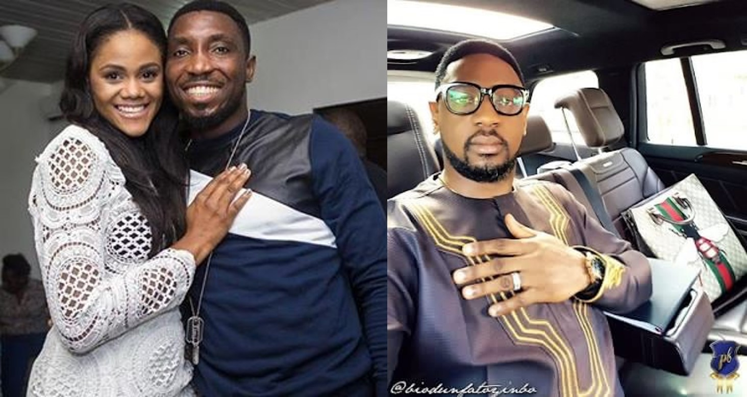Biodun Fatoyinbo finally surrenders himself to police for questioning