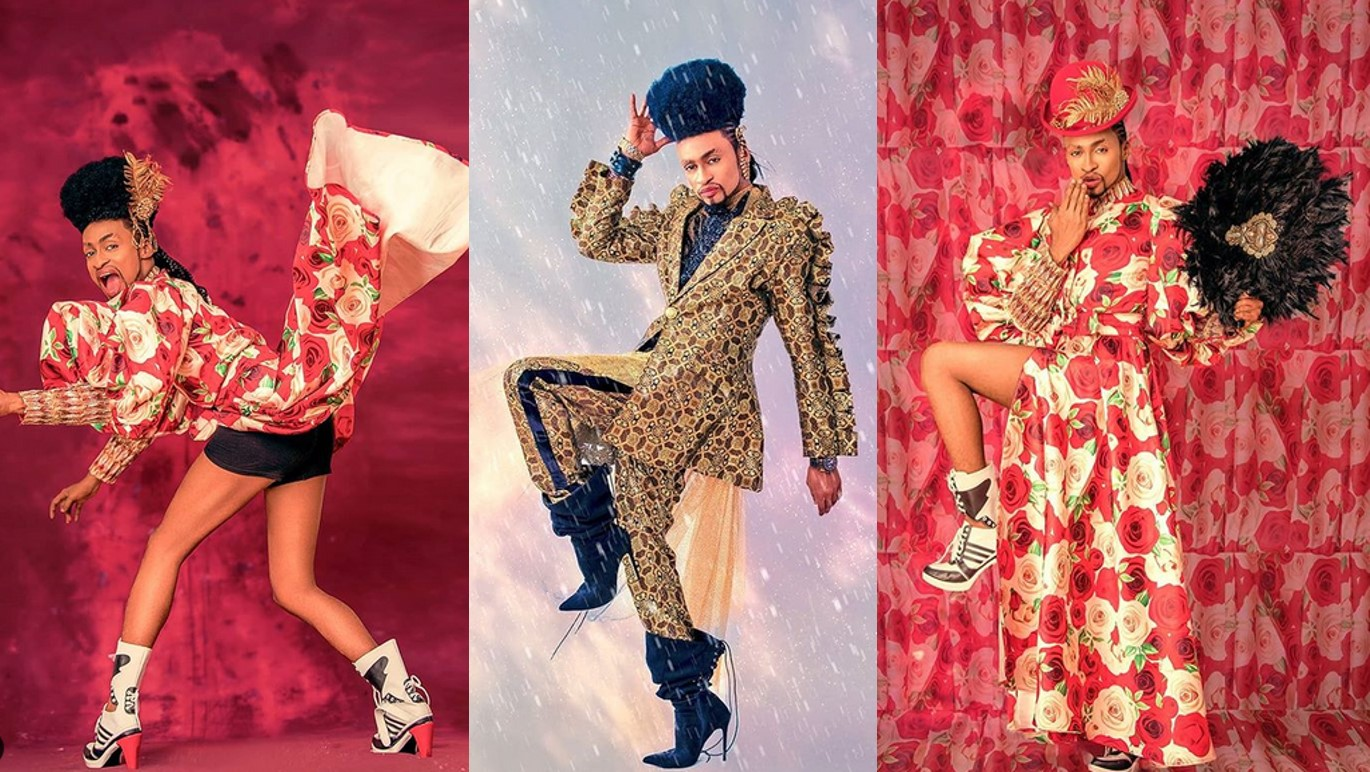 Denrele Edun writes interesting letter to himself as he turns 38, shares new photos