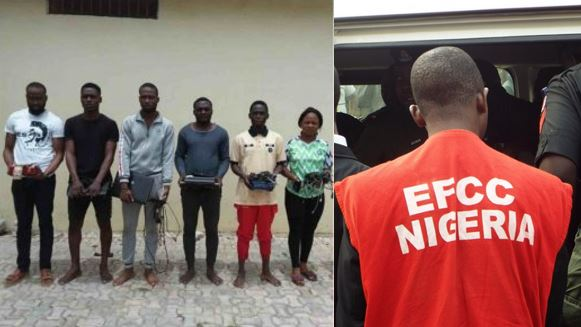 I scam foreigners because of what they did to our forefathers – Yahoo boy tells EFCC