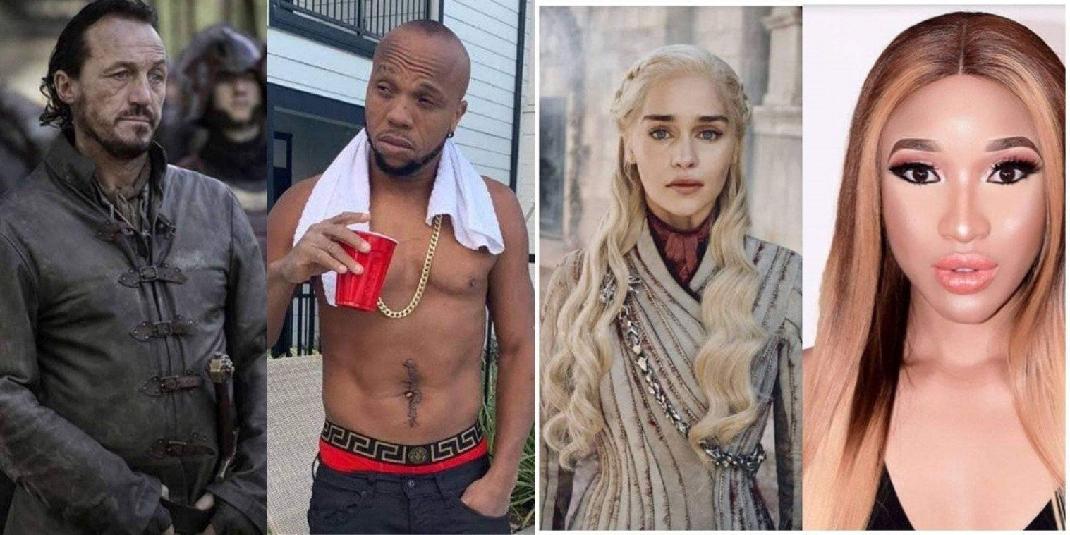Naija Game of Thrones cast – Funny photos