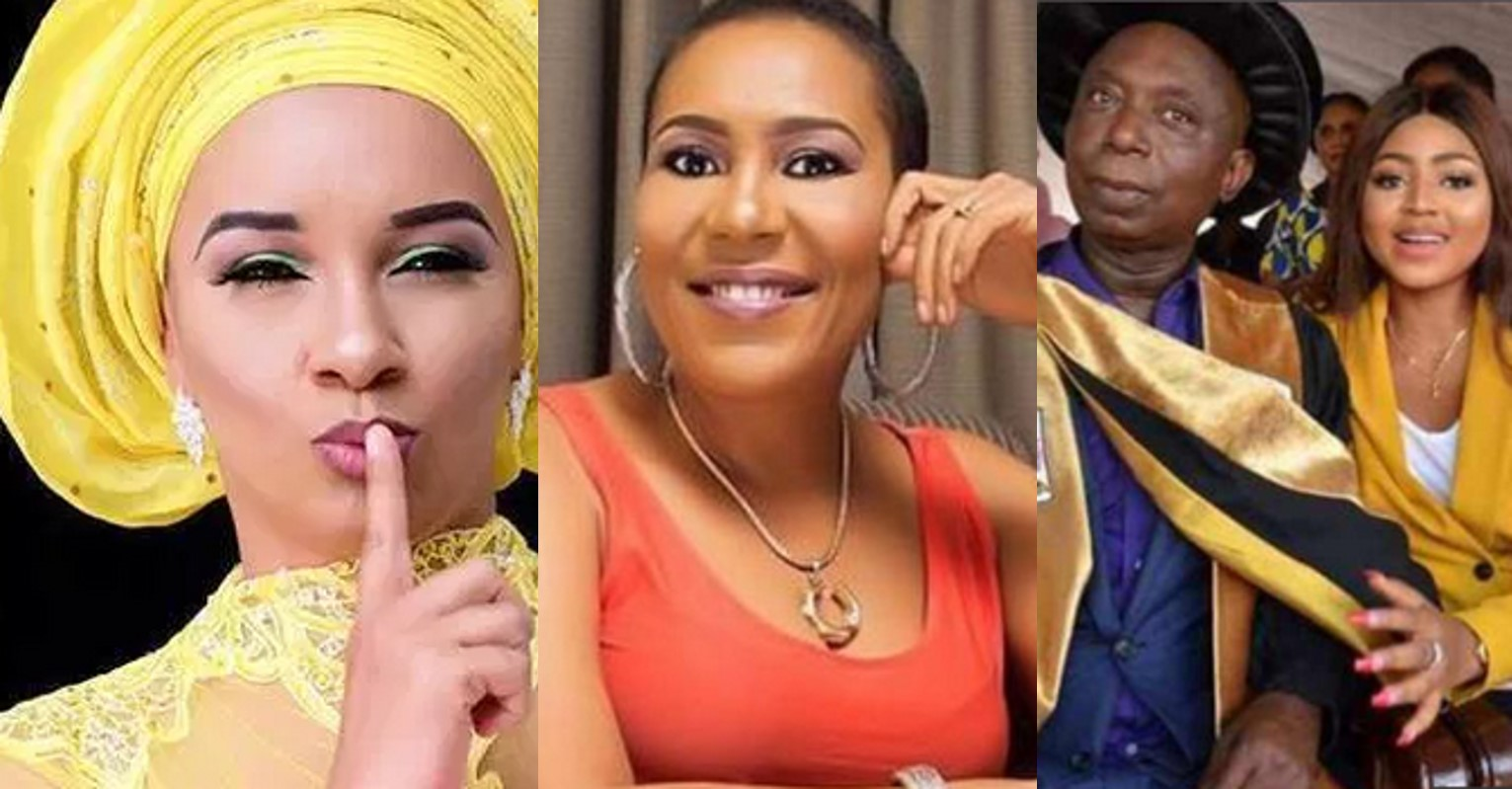 Actress Ibinabo blasts Shan George and other Nigerians over Regina Daniels' marriage to Ned Nwoko