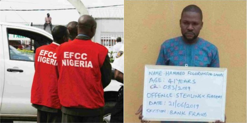 Man jailed for transferring money from his friend's account to play Bet9ja