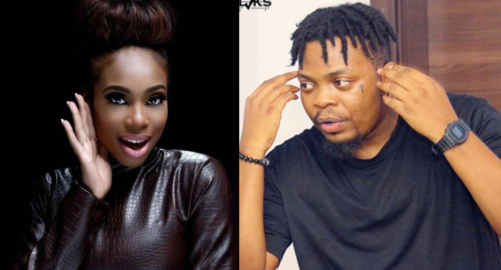 OAP Maria Okan allegedly broke pregnancy agreement with Olamide after collecting N2 million