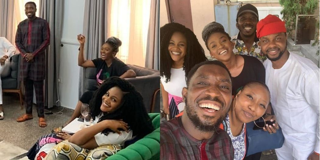 First photos of Busola Dakolo since she granted her explosive interview