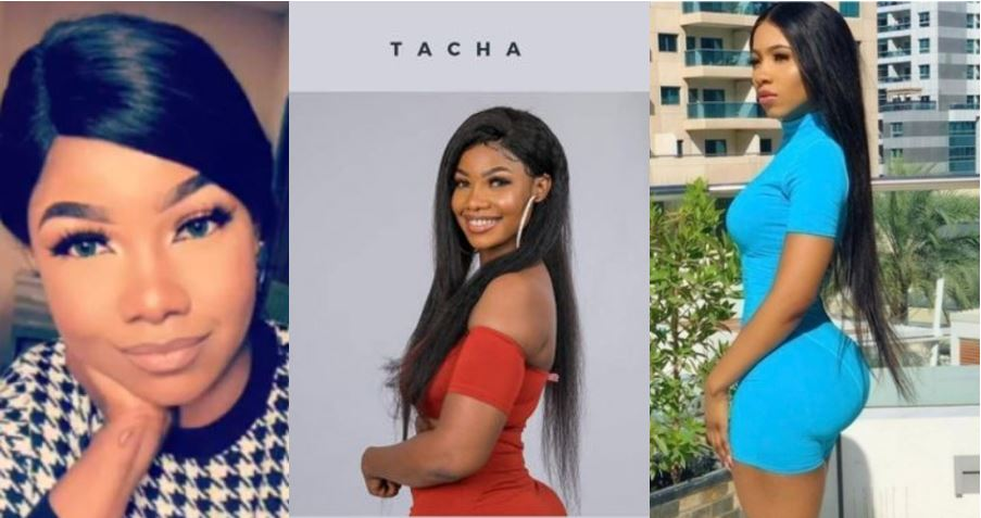 #BBNaija: Why housemates nominated me for eviction – Tacha reveals
