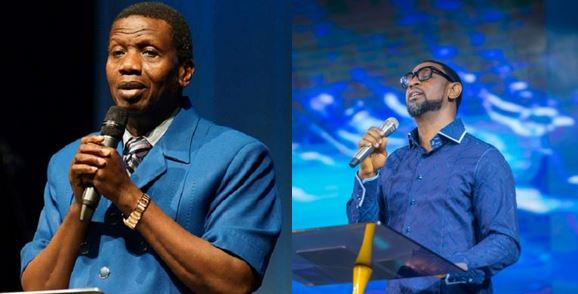 """""""No matter how long you cover a sin, it shall surely come to the open"""" – Pastor Adeboye speaks up on the COZA Fatoyinbo allegation (Video)"""