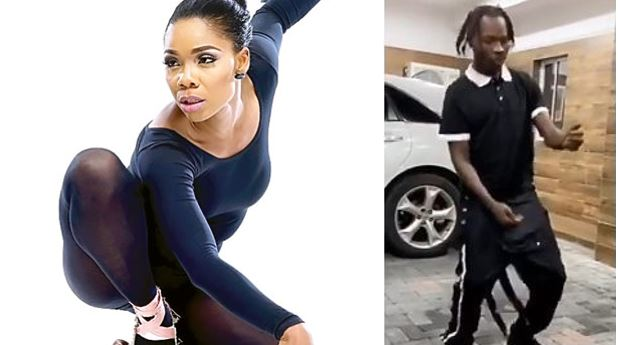 'I am really disappointed' – Dancer Kaffy blasts Naira Marley's soapy dance