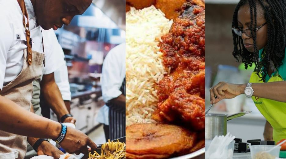 Man reveals how a fraudulent Nigerian woman has been getting chefs to cook for her for free for two years