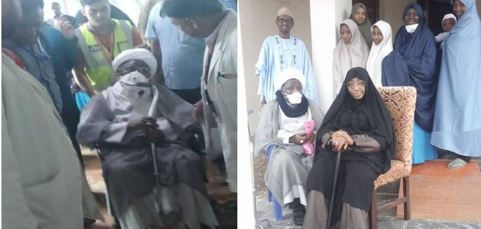 Shiites leader, El-Zakazaky coming back to Nigeria after he refused treatment from 'unknown doctors'