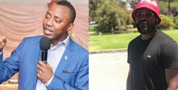 'What we are facing is a build up of the several years of neglect of the welfare of our people ' – Falz reacts to Omoyele Sowore's detention