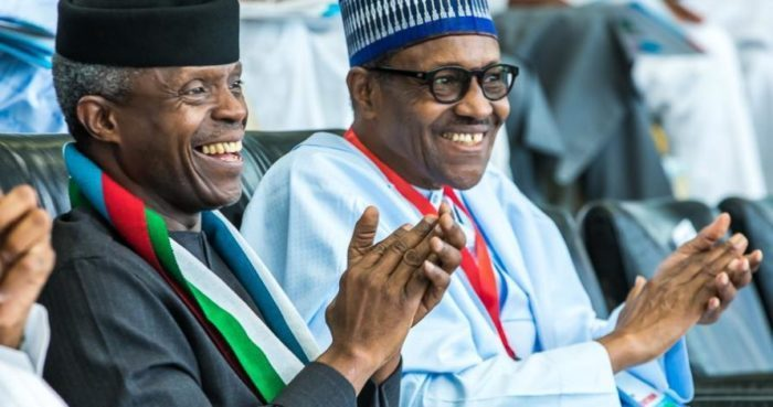 Buhari has promised to take 10 million Nigerians out of poverty in the next 10 years – VP Osinbajo