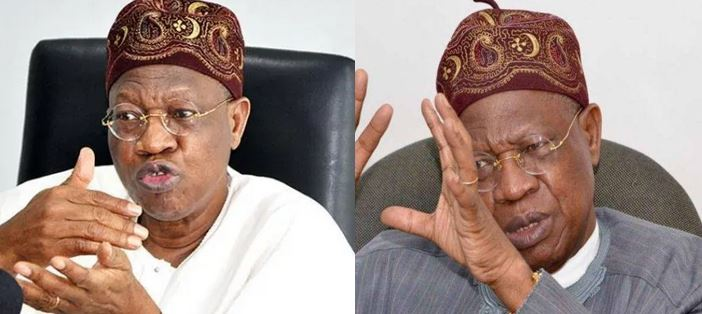 Pardon President Buhari on his certificate, he doesn't know where he kept it – Lai Mohammed begs Nigerians (video)
