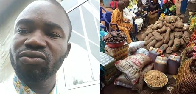 Nigerian man blasts Mbaise people for their outrageous marriage requirements (video)