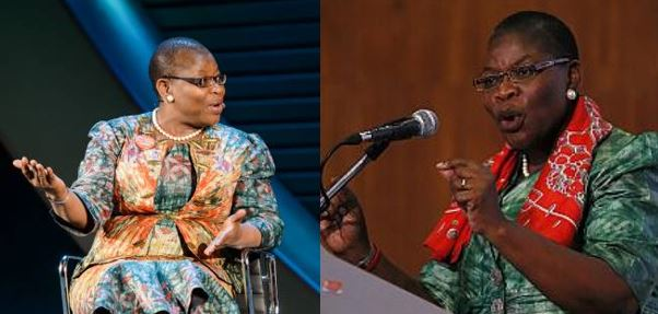 Oby Ezekwesili explains why she attended the WEF in South Africa