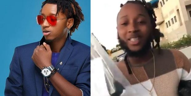 Yung6ix vows to sue for racial profiling after being arrested by a jeweller in the US