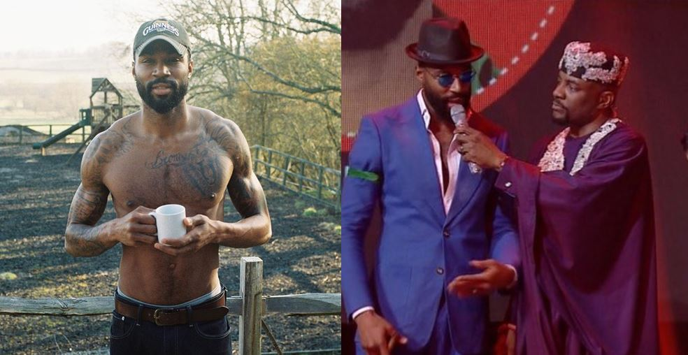 BBNaija: Mike reveals his plans as he would be relocating from UK to Lagos, talks about his relationship with Tacha