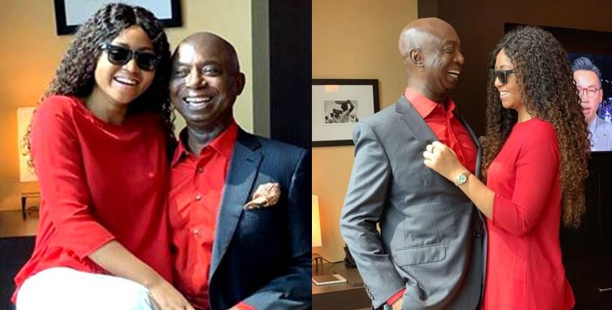 """We fell in love and got married within three weeks""- Ned Nwoko shares his love story with Regina Daniels (Video)"