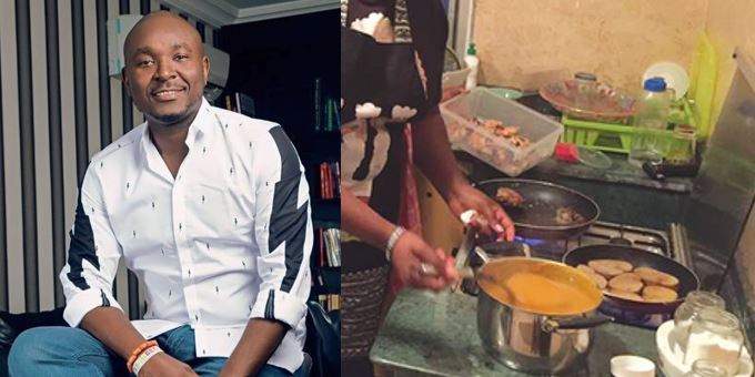 "Image result for ""Spending hours cooking is a waste of valuable time"" – says Akin Alabi"