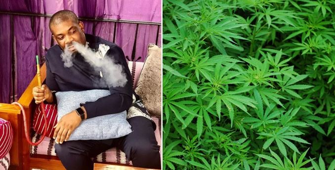 Don Jazzy explains why weed should be legalized in Nigeria