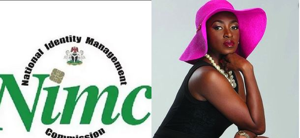 See how Kate Henshaw and other Nigerians are reacting to NIMC announcement of payment for renewal of National ID card