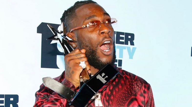 Burna Boy reveals he is bringing the Grammy Award back