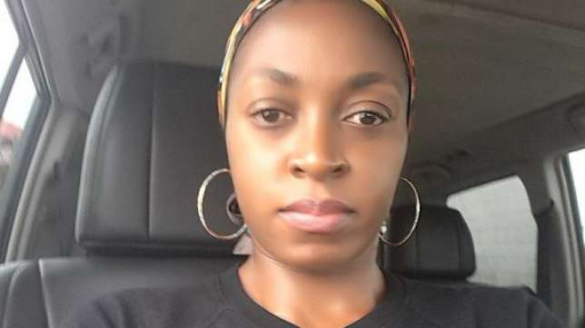 Kate Henshaw 'cry' on Twitter, reveals she is sorry
