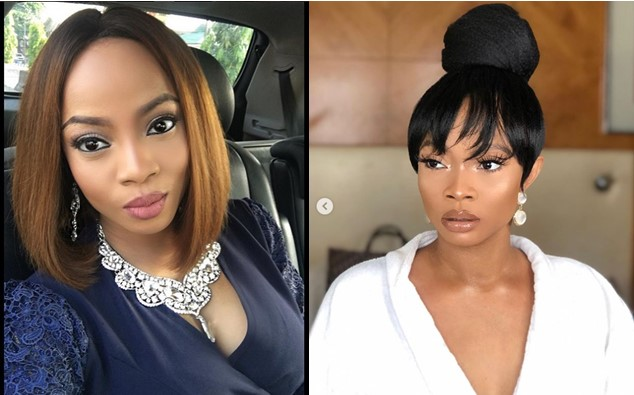 Toke Makinwa stuns in beautiful new 'Chinese doll' look (Photos)