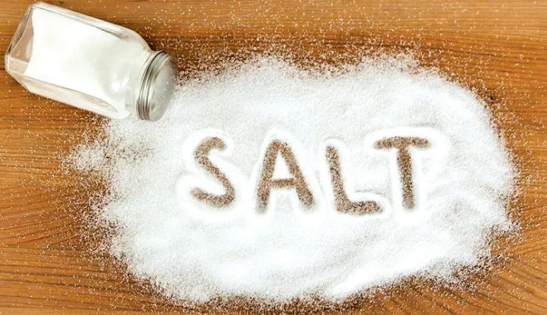 9 Health benefits of salt