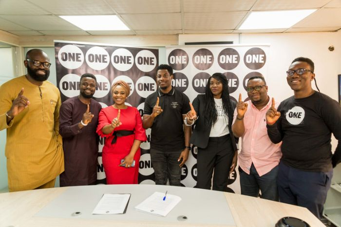 Seyi OFFICIALLY becomes One Ambassador, to attend 2020 United Nations General Assembly