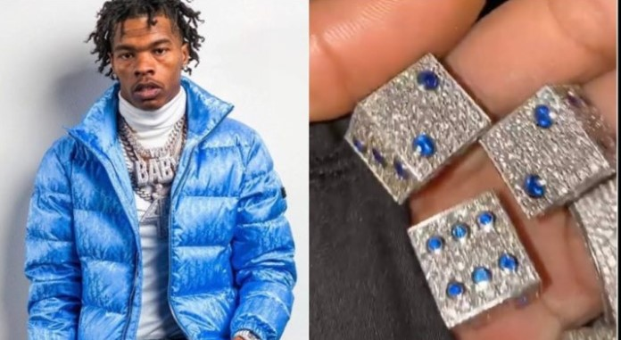 U.S. rapper Lil Baby buys world's most expensive Diamond crested Dice