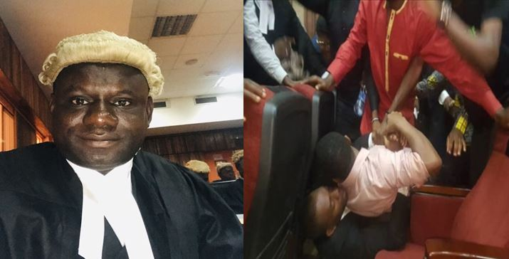 It's unfortunate to be a lawyer in a lawless country like Nigeria – Lawyer