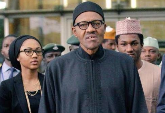 Zahra Buhari laments, claim Nigerians blame her for all Mr President does
