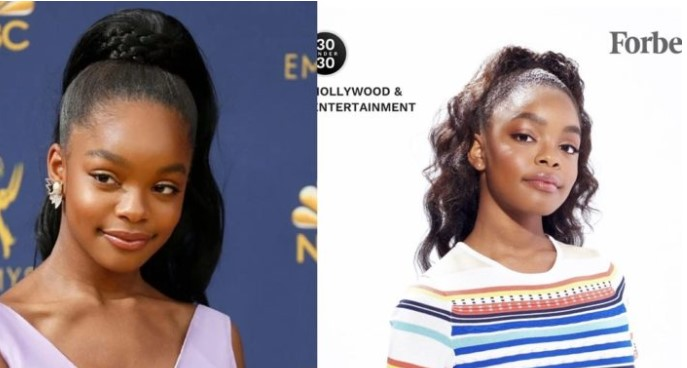 15-year-old 'Blackish' actress, Marsai Martin makes Forbes 30 Under 30 list