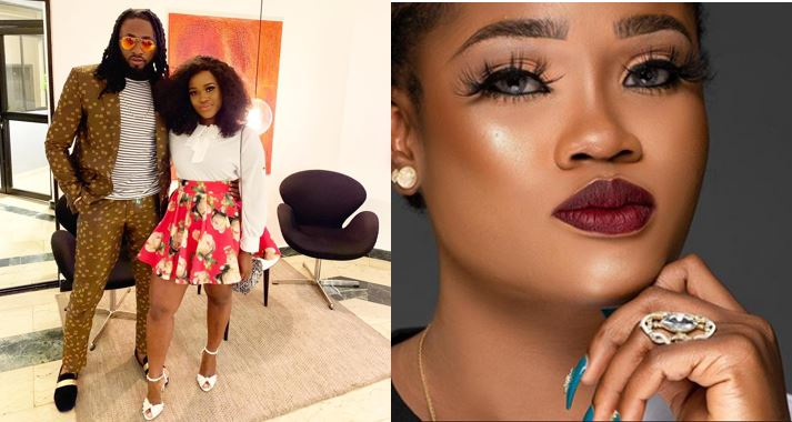 Ceec attacks Tacha Fans trolling her for showing solidarity to Uti Nwachukwu