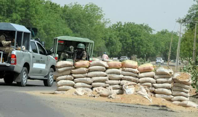 Customs operatives pick strategic locations to capture Nigerians with smuggled rice