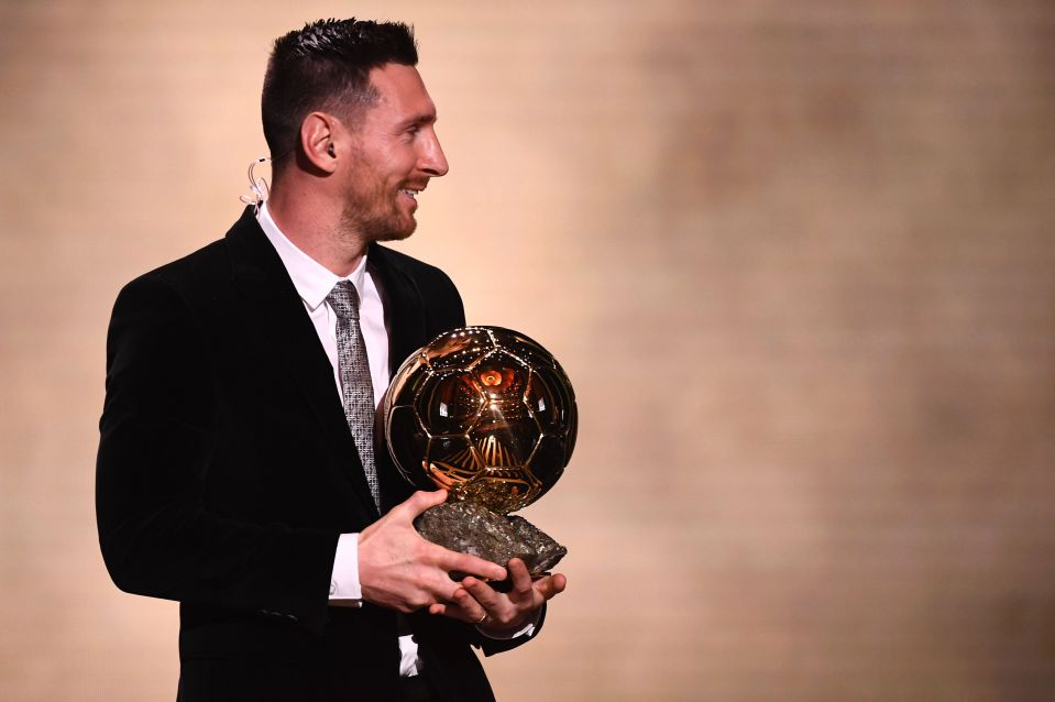 Messi reveals he will love to play in England before he retires