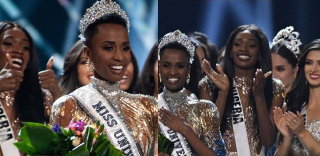 """Miss Nigeria"" trends for showing massive support to winner of Miss Universe 2019"