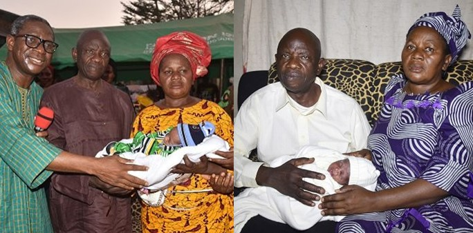 Woman who got married in 1984, finally gives birth after missing her menstruation for 13 years