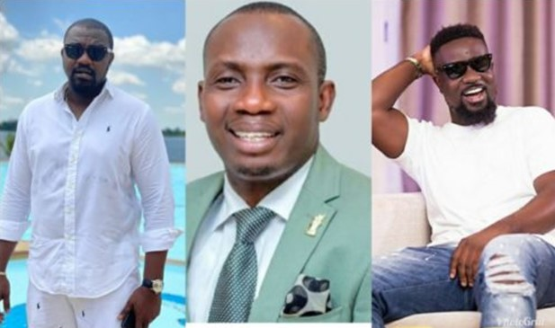 Rich men like Sarkodie and John Dumelo should marry more wives – Counselor Lutterodt