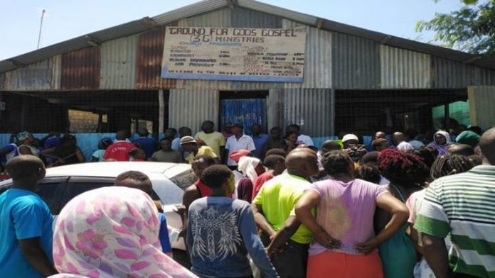Pastor stuns congregation ahead of Sunday Service as he kills himself, his wife