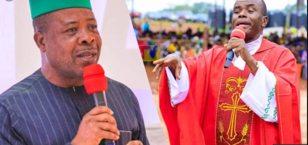 Mbaka reveals what Ihedioha should have done after his prophecy