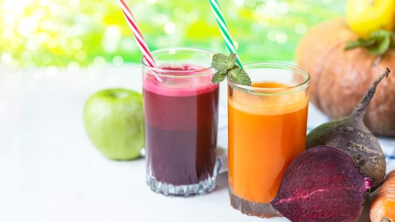 How to make juice without a juicer