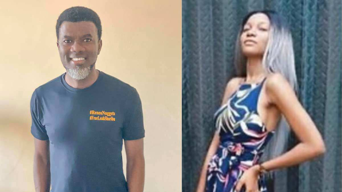 Reno Omokri goes savage on lady asking for help, tells her she needs wisdom, not money