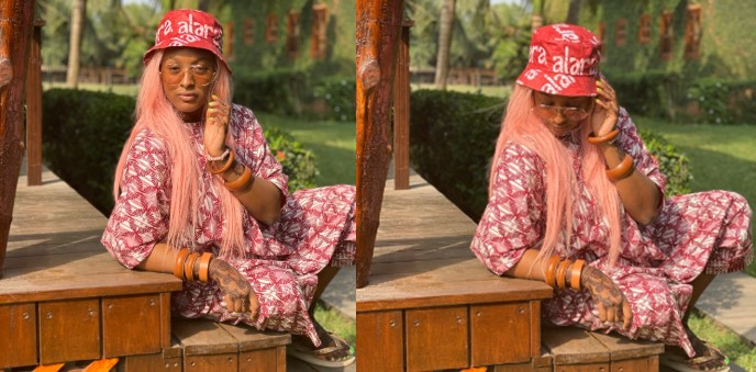 DJ Cuppy reveals she stays up late to fight demons